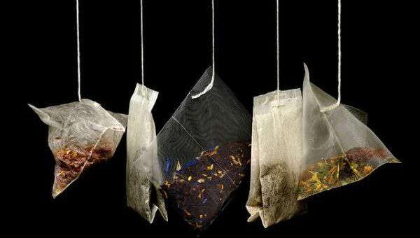 esempi riciclo busitne di tè