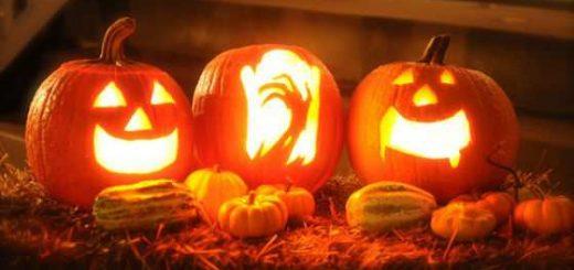 riciclo zucca halloween