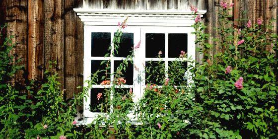 riciclo finestre vecchie