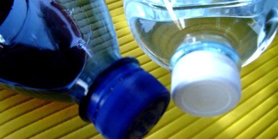 Riciclare flaconi e bottiglie