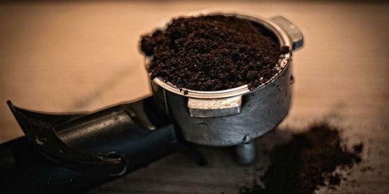 riciclo fondi caffè