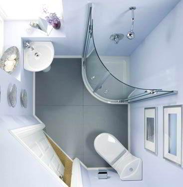 ristrutturare bagno piccolissimo
