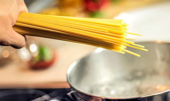 riutilizzare acqua per cuocere la pasta