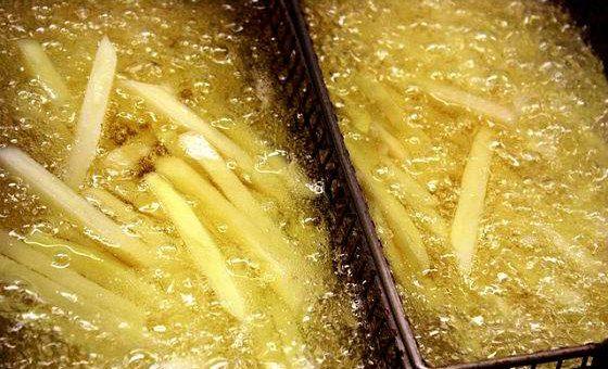 olio friggere come riutilizzarlo