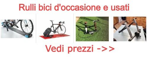 rulli bici in offerta