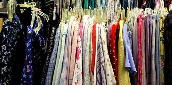 scambiare vestiti