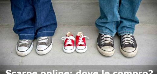 siti per comprare scarpe