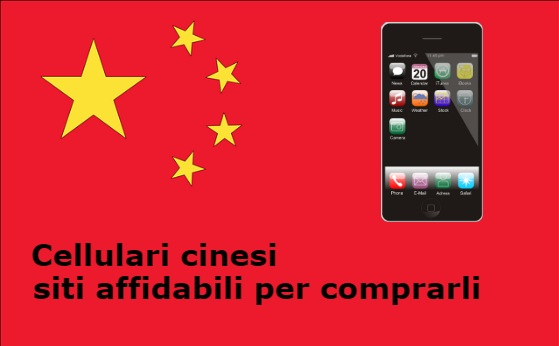 dove comprare smartphone cinesi