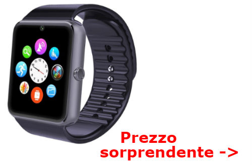 smartwatch economico willfull