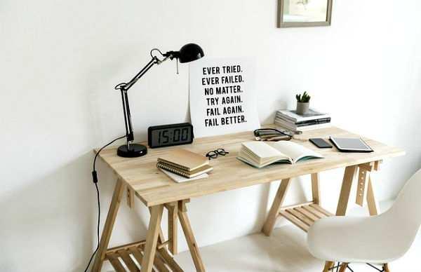 appartamento minimalismo
