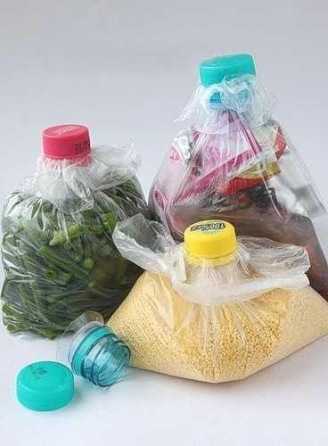 tappi plastica riciclare