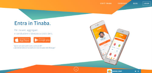 app invio denaro