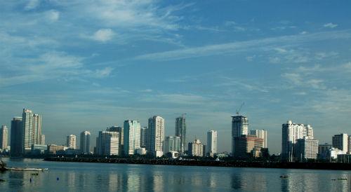 trasferirsi Manila Filippine