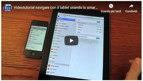 trasformare uno smartphone in un modem wifi