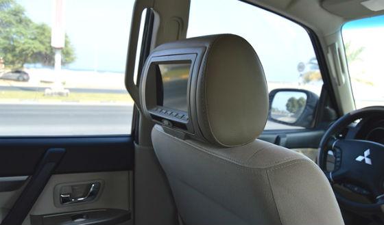 tv in auto