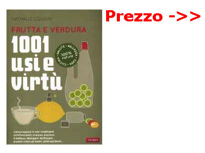 usi frutta verdura libro