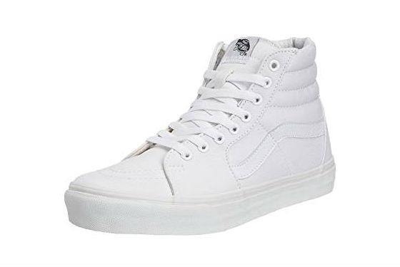 scarpe vans stivaletto