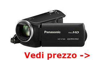 videocamera panasonic economica
