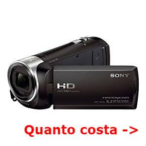 videocamera sony economica