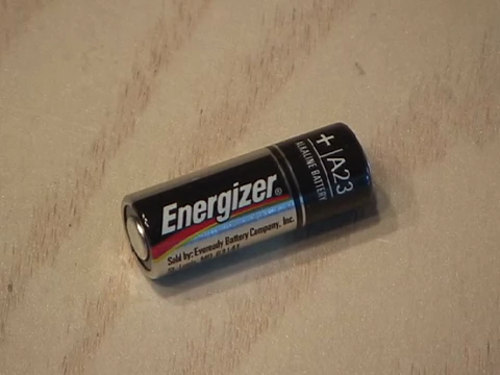 batteria energizer a23
