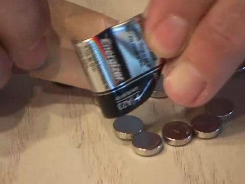 batterie piccole per sveglia e orologi
