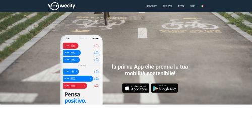 wecity app